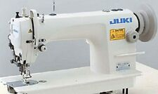 Juki DU-1181N Industrial Top and Bottom Feed Sewing Machine + servo + table