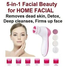 5-1 Multifunction Electric Face Care Facial Cleansing Brush Skin Care massage