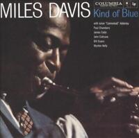 MILES DAVIS - KIND OF BLUE [REMASTER] NEW CD