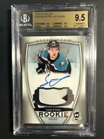 2018-19 The Cup Sam Steel Rookie Patch Auto /249  BGS 9.5 10 Auto
