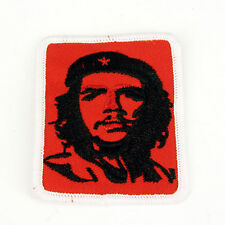 CHE GUEVARA CLOTH SEW ON  PATCH NOT IRON ON BAG CLOTHES