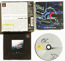 GRAN TURISMO (Japan SCPS 10045) sur Sony PLAYSTATION 1 PS1