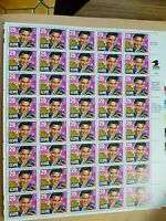 United States Scott 2721, the 29 cents Elvis sheet of 40 MINT