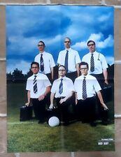 poster affiche revue magazine français Rock RAMMSTEIN 56x42cm