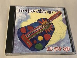 Act Your Age - The Kids of Widney High (CD, Feb-2004, Moonman Records)