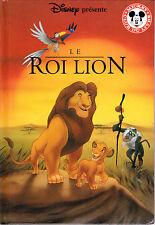 LE ROI LION . DISNEY . LIVRE COMME NEUF