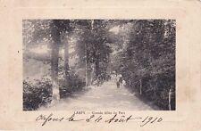 LAMPY grande allée du parc timbrée 1910