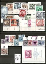GERMANY DDR  @   YEAR  1954  COMPLETE € 380.00  MNH   LUXE   @ GERM.54