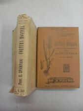 SPANPANI CULTURA MONTANA MANUALI HOEPLI 1910