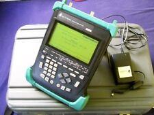 JDSU ACTERNA WANDEL GOLTERMANN EST-120 PDH E1 2 mbit service tester