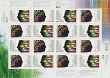 CANADA #2061-2062 49¢ Nobel Prize Winners Full Pane MNH