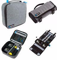 GoPole Trekcase Venture Case Zip Bag Weather Resistant GoPro Fishing Accessory