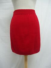ST JOHN COLLECTION Santana Knit Mini Skirt 8 10 12