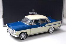 1:18 Norev Simca vedette chambord 1960 Blue/Beige New chez Premium-modelcars