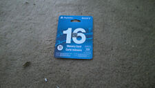 Official Sony PSVita 16GB Memory Card Unopened
