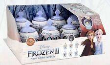 Frozen 2 Disney Snow Globe Surprise Set of 2 Kids Toy Mini Dolls