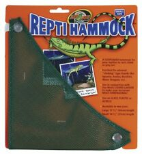 NEW Zoo Med Repti Hammock Small Soft Mesh 14.2 Inch Length Item SP21 FREE SHIP