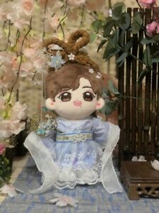 Original Handmade For Han Fu 20cm Doll Clothes Clothing Outfits Cute Gift Anime