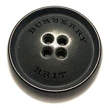 Burberry BRIT 1 Horn Dark Gray Button 28,5mm  #2765