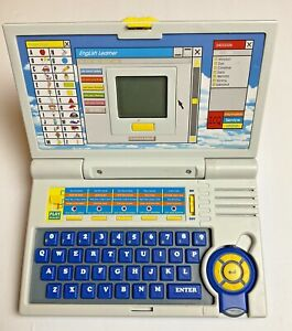 20 Activities Games Fun Kids Laptop Notebook Computer Learning Educational Toy