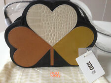 ORLA KIELY LOVE HEART SMALL SLING BAG. BRAND NEW WITH TAGS AND DUST BAG.