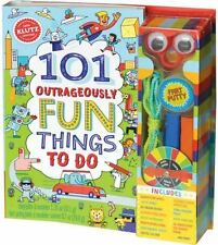 101 Outrageously Fun Things to Do (Bookbook - Detail Unspecified)