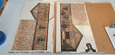 Vintage 1987 John Deere JD Cardboard Cut out Blacksmith Shop Toy NEW In Package