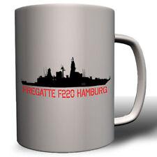 Fregatte F220 Hamburg 2 Fregattengeschwader Schiff Schlachtschiff - Tasse #625