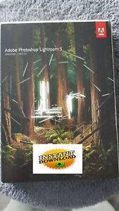 Genuine Adobe Lightroom 5 (for both MAC & PC) Full Version for 2 Machines