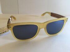 WoodFellas Schellenberg 10770 Zebrano Sonnenbrille