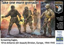 Screaming Eagles, 101st Airborne , WWII era  1/35 MasterBox 3574