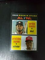 2020 Topps Heritage Rookie Stars  Baseball Cards *** YOU PICK ***
