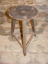 bel âge Tabouret, Art Déco Tabouret d'atelier, Vintage Bauhaus Design Chaise