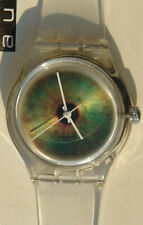 Rare! ART SPECIAL By Rankin SWATCH Automatic version dial Greenscape GZ 239