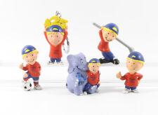Gekki === 5 x Werbefiguren Gmünder Ersatzkasse Bully Bullyland
