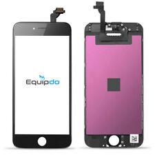 Equipdo LCD Display für iPhone 6 Touchscreen Frontglas - Schwarz + Werkzeugset