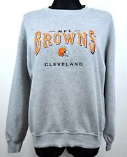 CLEVELAND BROWNS Lee Men s Medium Jumper American Football NFL Sweatshirt M  Top ffbdbcffc