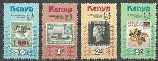 KENIA/ Marken auf Briefmarkenl MiNr 152/55 **