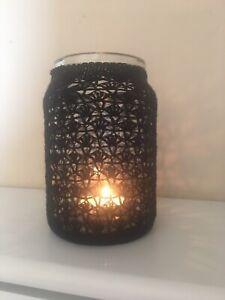 Hand Made Vase Or Tea Light Lantern