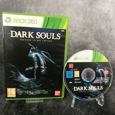 Dark Souls Prepare To Die Edition Xbox 360 PAL Game Boxed RPG Bandai Xbox One