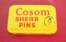 Cosom Shear Pins Tin