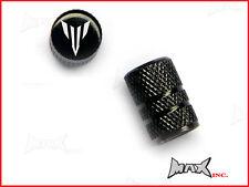 YAMAHA MT-01 Emblem Set Of 2 Lasered Logo Tire Valve Caps