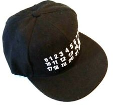 40 OZ NYC 100% Authentic Snapback Hat Cap Black