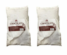 SOFT SERVE MIX, 2 Bags x 6 lbs, Chocolate ICE CREAM MIX, Chef's Quality