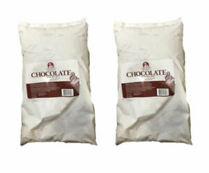 SOFT SERVE MIX, 2 Bags x 6 lbs, Chocolate ICE CREAM MIX, Chef's Quality