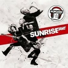"SUNRISE AVENUE ""POPGASM"" CD NEU"