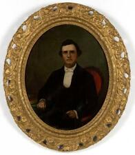 AMERICAN SCHOOL (19TH CENTURY) PORTRAIT OF A MAN Lot 1193