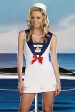 New Sexy Sailor Dreamgirl Medium Costume Pleasure Cruise Couples