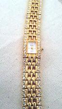 Kenneth Jay Lane Women's Gold-Tone -  Bracelet Watch