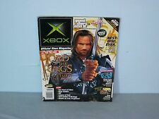 Official Xbox Magazine November 2003 The Lord Of The Rings Return Of The King